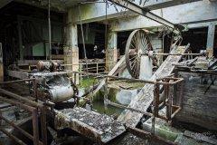 Urbex - Kleifabriek