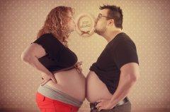 Zwangerschap  & babyfoto